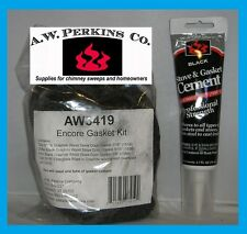 Aw Perkins 3419 Vermont Castings Encore Catalytic Gasket Kit & Cement Vc000-3419