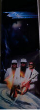 Zz Top 1986 Afterburner Door Size Poster