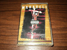 2PAC MAKAVELI  - THE DON KILLUMINATI THE 7 DAY THEORY (new sealed audio cassette