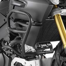 Paramotore e paracoppa per moto Suzuki