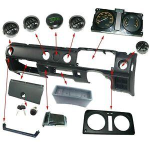 Dashboard Dash Panel Assembly Complete Kit Suzuki SJ410 Sj413 Gypsy (RHD)