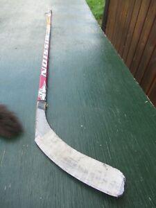 "Vintage Composite 56"" Long Hockey Stick MISSION"
