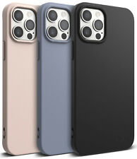 For iPhone 12 Case / iPhone 12 Pro Case | Ringke [Air-S] Slim Soft TPU Cover