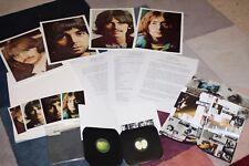 """The Beatles-Press Kits,""""White Album"""" 2CD 30th Anni.4 Mini Photo & Poster UK RARE"""