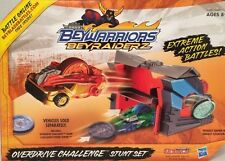 Beywarriors Beyraiderz Beyblade Overdrive Challenge Stunt Set BRAND NEW