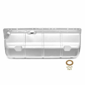 48-52 Ford Pickup Truck Fuel Gas Tank, 20 Gallon In-Cab, w/ drain hole