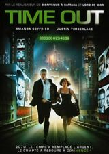 Time Out (Justin Timberlake, Amanda Seyfried) - DVD