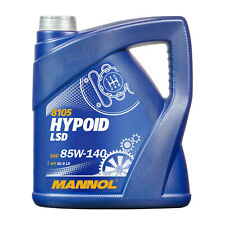 4 Liter MANNOL Hypoid LSD 85W-140 Getriebeöl