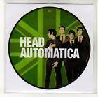 (EN496) Head Automatica, Beating Heart Baby - DJ CD
