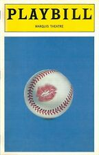 "Bebe Neuwirth ""DAMN YANKEES"" Victor Garber / Jarrod Emick 1994 Preview Playbill"