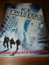 dvd  ICE TWISTERS tornades de glace   très bon état