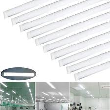15x SLIMLINE LED BATTEN TUBE LIGHT WALL OR CEILING MOUNT 4ft 1200mm 36W 6000K