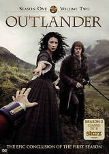 OUTLANDER Season One Volume Two DVD Conclusion of the First Season Brand NEW