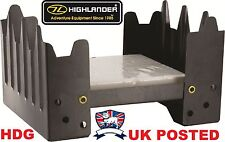 HIGHLANDER HEXI HEXAMINE STOVE FOLDING COOKER+ SOLID FUEL TABLETS BUSHCRAFT ARMY