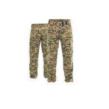 Pantaloni per tutte le stagioni verde per motociclista