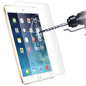 Premium Tempered Glass Screen Protector for Apple iPad Mini Air 2 3 4 Pro 12.9