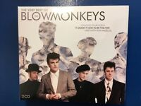 BLOW MONKEYS.   .     THE VERY BEST OF THE  BLOW MONKEYS.   COMPACT DISC