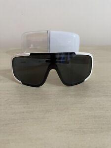 POC Aspire Cycling Sunglasses White