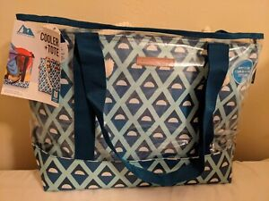 NEW With Tags Arctic Zone Insulated Cooler Tote Microban Bag with Handles