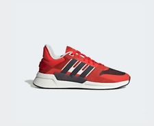 Adidas scarpe uomo Colore Rosso Originali N. 43 13   eBay