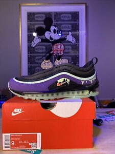 Nike Air Max 97 Slime Halloween (2020) DC1500-001 Size 9 Men In Hand
