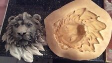 Latex Mould To Make Lion Head Wall Plaque, Garden or Home, Arts & Craft, Hobby