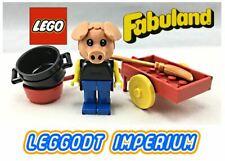 LEGO Fabuland Hugo Hog the Tinker - Vintage Set 3784 Minifig FREE POST