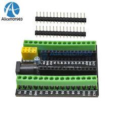 Nano V30 Avr Dc Nrf2401 Screw Terminal Expansion Adapter Board For Arduino