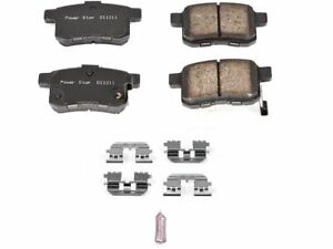 For 2009-2010 Acura TSX Disc Brake Pad and Hardware Kit Rear Power Stop 23941GX