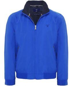 GANT Men's Nautical Blue New Hampshire Jacket 70085 Size M $225 NWT