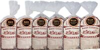 Amish Country Popcorn -6-1 lb Variety Gourmet Popcorn Kernel Gift Set-Air Popper