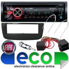 Fiat Punto EVO Sony DAB CD MP3 USB AUX & Bluetooth Car Radio Stereo Fitting Kit