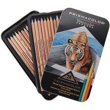 Prismacolor Premier Water Soluble Colored Pencils 24 Pack Color Pencils