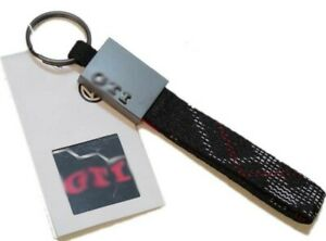 GTI Edition 30 Keychain For Golf Keyring Large Lanyard Matches Badge