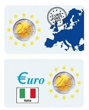 EURO RACCOGLITORE taschine per le monete da 2 euro EURO POKET MINI conf. 20pz