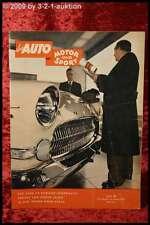 AMS Auto Motor Sport 6/56 Abarth Fiat 600 Ford Fairlane
