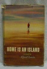 Home is an Island, Lewis Alfred, lst.