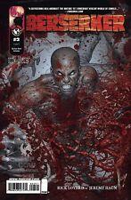 Berserker #3 Cover D Keown Rage Comic Book