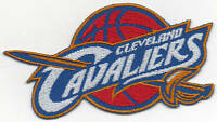 PATCH RICAMO TOPPA CLEVELAND CAVALIERS BASKET NBA AMERICA