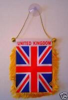 UK car windscreen country flag - union jack