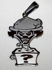 ICP Insane Clown Posse Riddlebox Stainless Steel Charm twiztid rare juggalo ABK