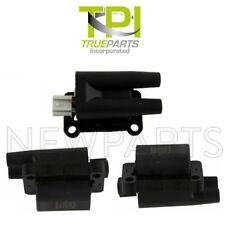 For Mitsubishi Montero Sport Left & 2 Right Direct Ignition Coil TPI KIT