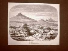 L'Hohenstaufen nel 1863