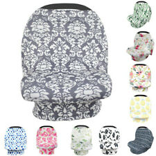 Multifunctional Baby Breastfeeding Cover Car Seat Cover Canopy Nursing Cover