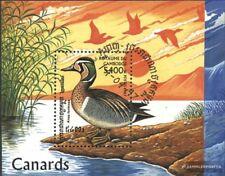 Cambogia Blocco 227 (completa Edizione) usato 1997 Anatre
