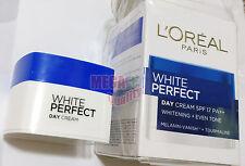 LOREAL WHITE PERFECT FAIRNESS CONTROL MOISTURIZING DAY CREAM SPF17 PA++ 20 ml.