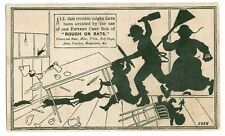 Victorian Trade Card Rough On Rats Pest Control