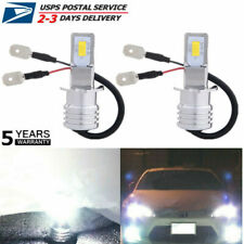 H3 LED Headlight Kit Plug/&Play 60W 6000K for Subaru Impreza 1997-2005 Fog Light