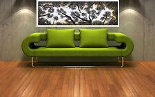 "Print tree forest landscape australia painting on canvas aboriginal art 36"" x12"""