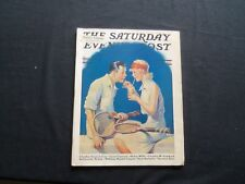 1930 JUNE 21 THE SATURDAY EVENING POST MAGAZINE - ILLUSTRATED COVER -SP 1381